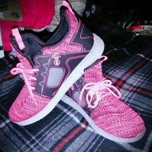 LED Rechargeable Light Up Shoes (Never Worn w/tag)